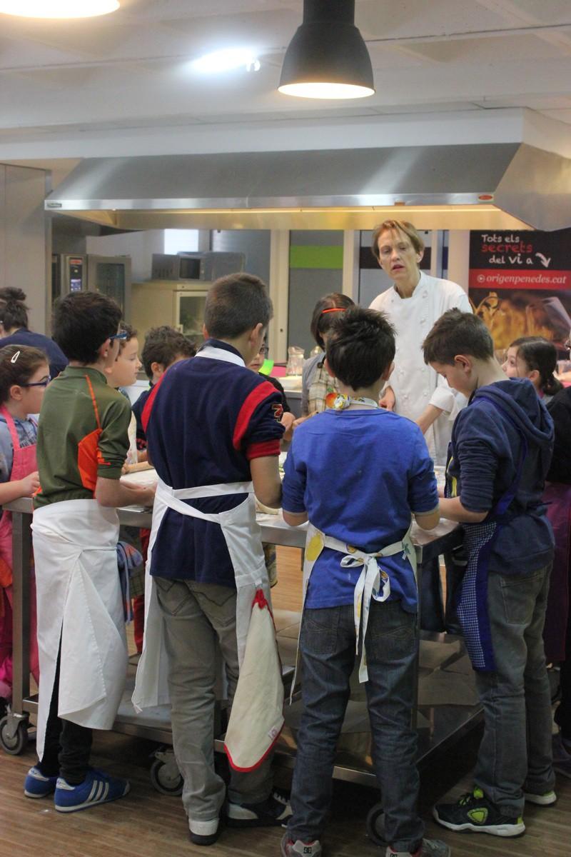 Escuela de Cocina Boquería